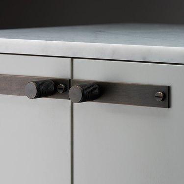 industrial style door pull
