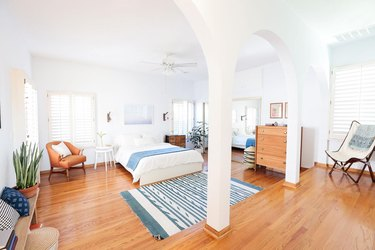 minimal modern beach house