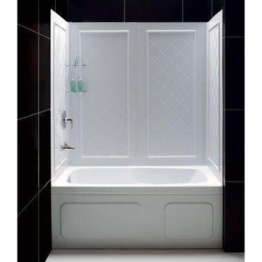 Qwall SlimLine Shower Wall by DreamLine