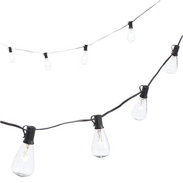 CB2 Edison Lights