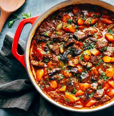 Pinch of Yum's Beef Stew Recipe