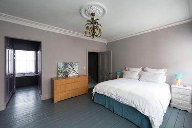 Modernist MW Architects Hampstead Bedroom