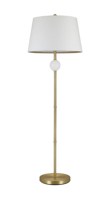 Stacked Ball Floor Lamp