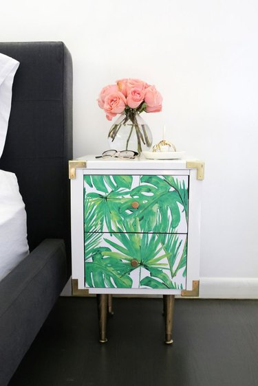 Peel-and-Stick Wallpaper for Drawers