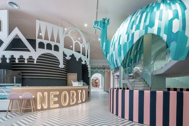 The Neobio Kids Restaurant