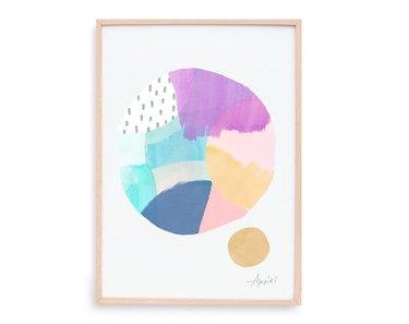 Contemporary Art Print
