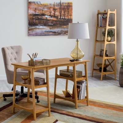 Belham Living Darby Mid Century Modern Desk