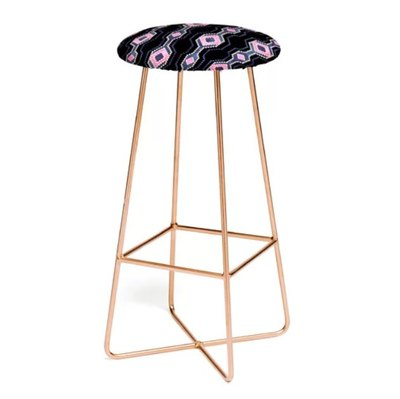 "Schatzi Boho Basic Eye Sparkle 30"" Bar Stool"