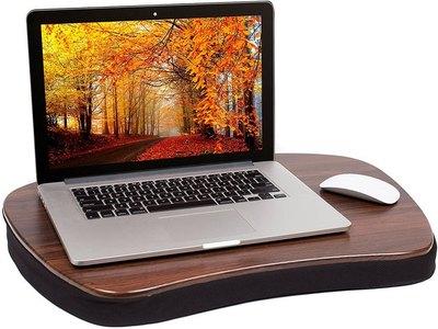 Sofia + Sam Oversized Memory Foam Lap Desk for Laptops