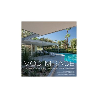 No longer overshadowed by neighboring Palm Springs, Mod Mirage reveals in photos and stories the historic homes and communities of Rancho Mirage that make up its significant midcentury heritage.
