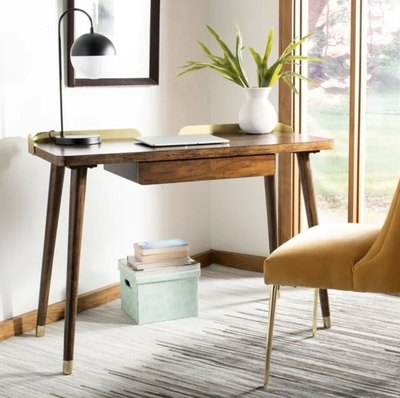 Safavieh Parker Single Drawer Desk