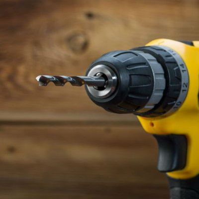 Brushless cordless drill.