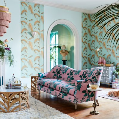 Anthropologie's New Collection Is an Homage to a Trailblazing French Female Textile Designer