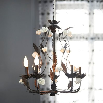 Anna Sui for PB Teen Floral Chandelier, $179.99