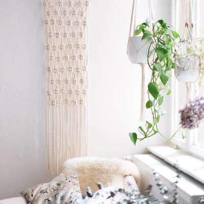 9 Easy DIY Macrame Projects That Are Boho Approved