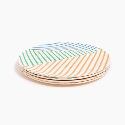 Poketo marseille dinner plates