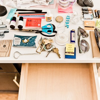 7 Tips to Conquer the Dreaded Junk Drawer Once and For All