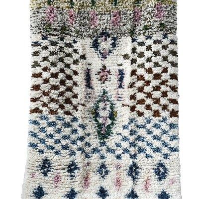 Creative Co-op Patterned Wool Rug, $187.50 (originally $374.99)