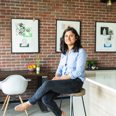 At Home With: Michelle Shekari, Creative Production Manager for The Wing
