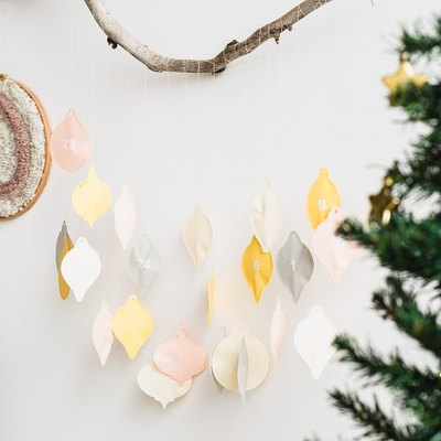Paper Advent Calendar DIY