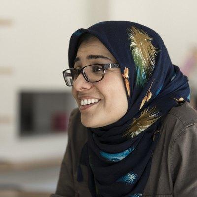 Architect Maryam Eskandari
