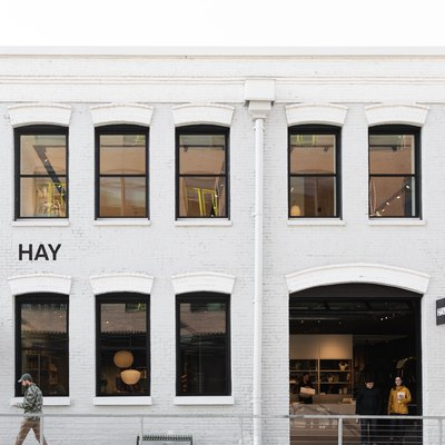 We Would Gladly Live in HAY's New Portland Store (If They'd Let Us)