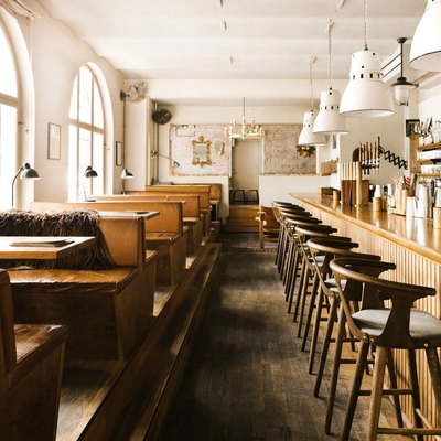 From Wood to Whiskey, This Copenhagen Bar Pays Attention to the Details