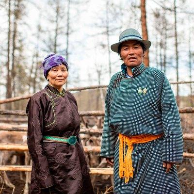 mongolian nomads