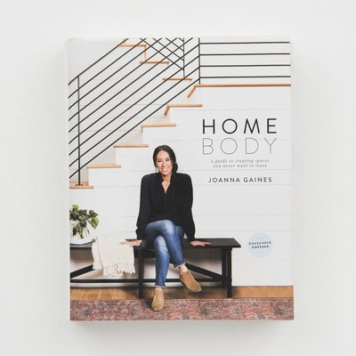 joanna gaines homebody book