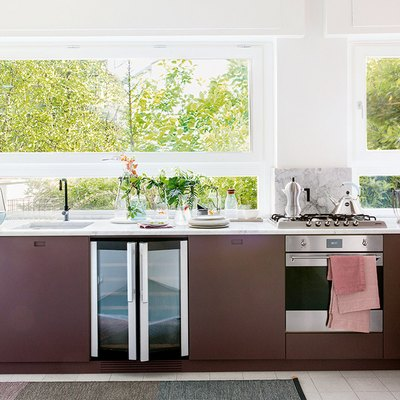 Color Makes This 750-Square-Foot Apartment Feel So Much Bigger