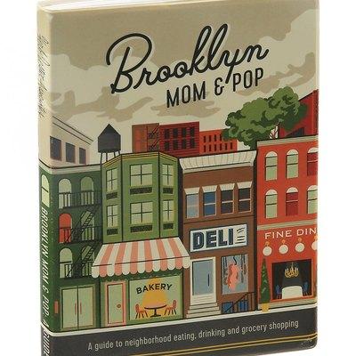 Brooklyn Mom & Pop Guide Book
