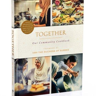 """Together: Our Community Cookbook."""