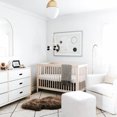 This Gender-Neutral Nursery Will Make You Rethink the Whole Blue-vs-Pink Thing
