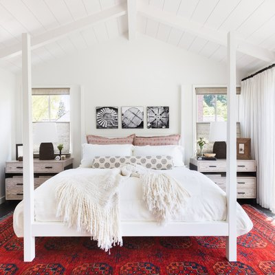 8 Bold Red Bedroom Ideas That Aren't for the Color Averse