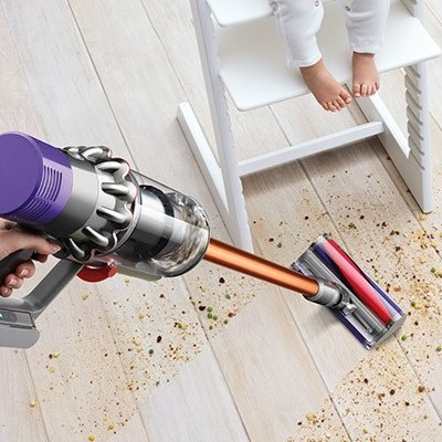 PSA: Dyson's Best-Selling Vacuum Is 30 Percent Off On Amazon Right Now