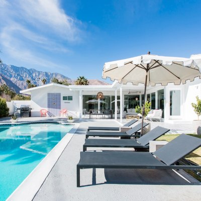 Budget vs. Baller: Airbnbs in Palm Springs