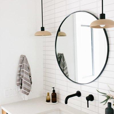 Take a Good Look at These 9 Bathroom Mirror Ideas