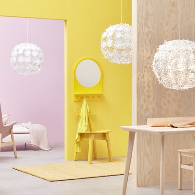 IKEA Brings on the Color With Its February New Arrivals