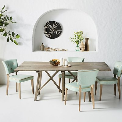anthropologie farmhouse dining table