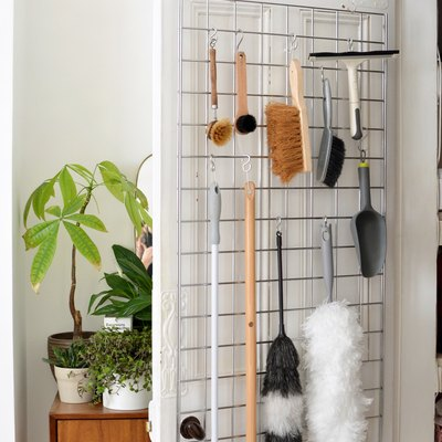 The Perfect Way to Store Anything From Cleaning Supplies to Handbags
