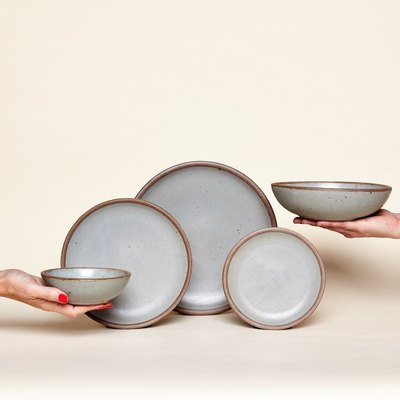 east fork 5-piece dinnerware