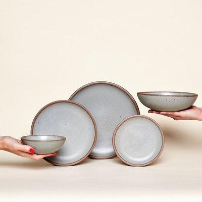 east fork 5-piece dinnerware