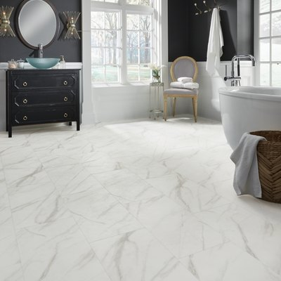 A Homeowner's Guide to Luxury Vinyl Flooring (LVF)