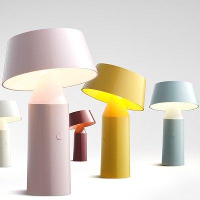 colorful bicoca table lamp