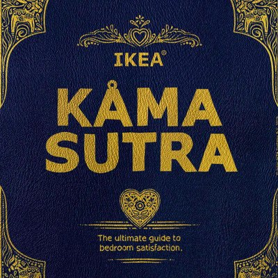 IKEA Has Released a Kama Sutra-esque Guide — Tee Hee