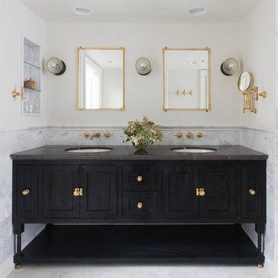 15 Beige Bathroom Paint Colors Interior Designers Swear By