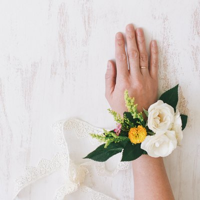 How to Preserve a Flower Corsage