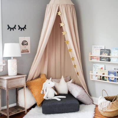 Make a Modern Reading Nook for Kids With These Easy Steps