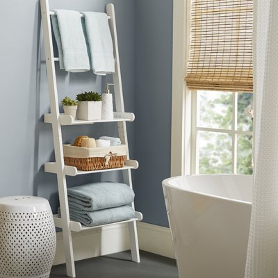 11 Genius Storage Solutions for Tiny Bathrooms