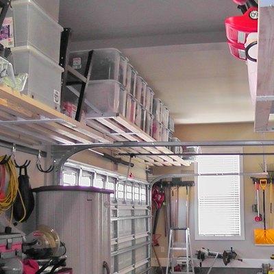 12 Garage Storage Tips